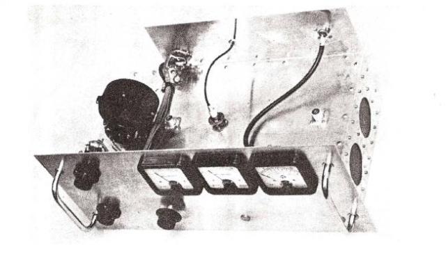 2 x 4cx250b 2m amplifier RF deck 2