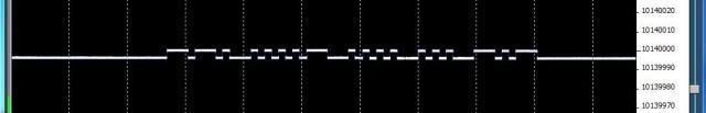 U3  G4HSK trace  running on Farnell PSU  001  2013-12-22