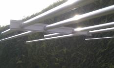 4&6m yagi - spacer for 2 x D1 & 2 x DE  2014-06-08 15.12.59