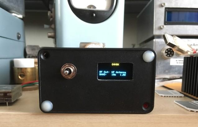 IC-7300_Arduino_Antenna_Switch_G4HSK_001